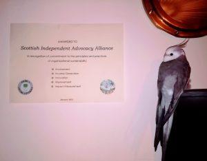 Symbol certificate